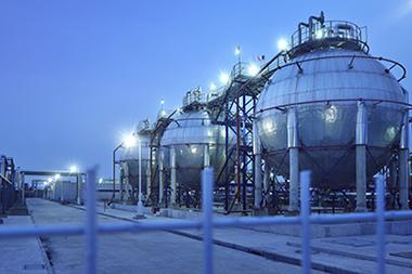 Petróleo, Gas, Química